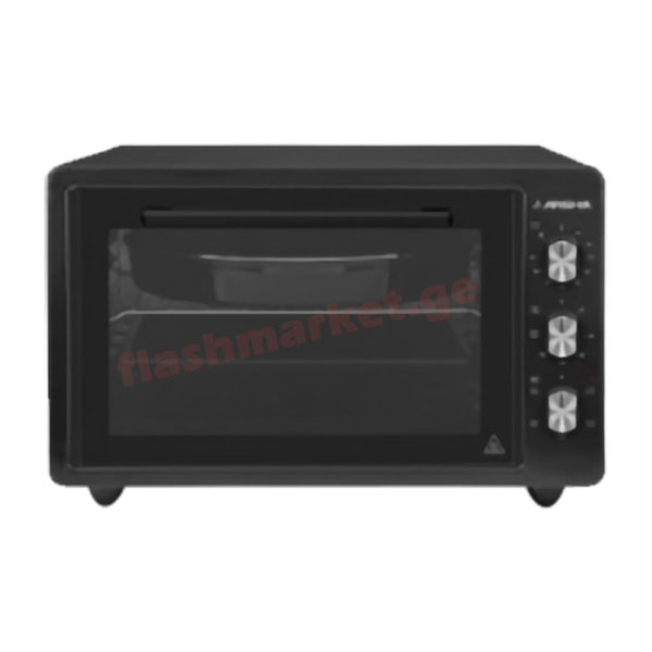 oven electric arshia to786 7132 m4230bl 26207
